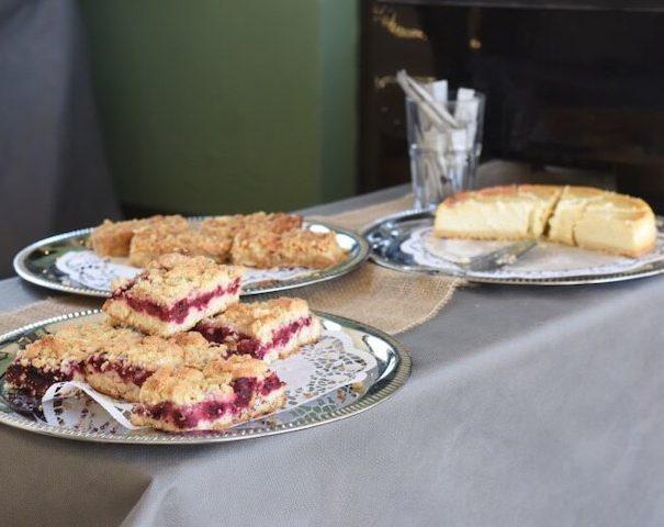 Lido Rangsdorf - leckerer Kuchen