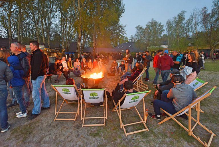 Eventlocation Berlin - Lido Rangsdorf - Gemütliches Beisammensein im Lido Rangsdorf
